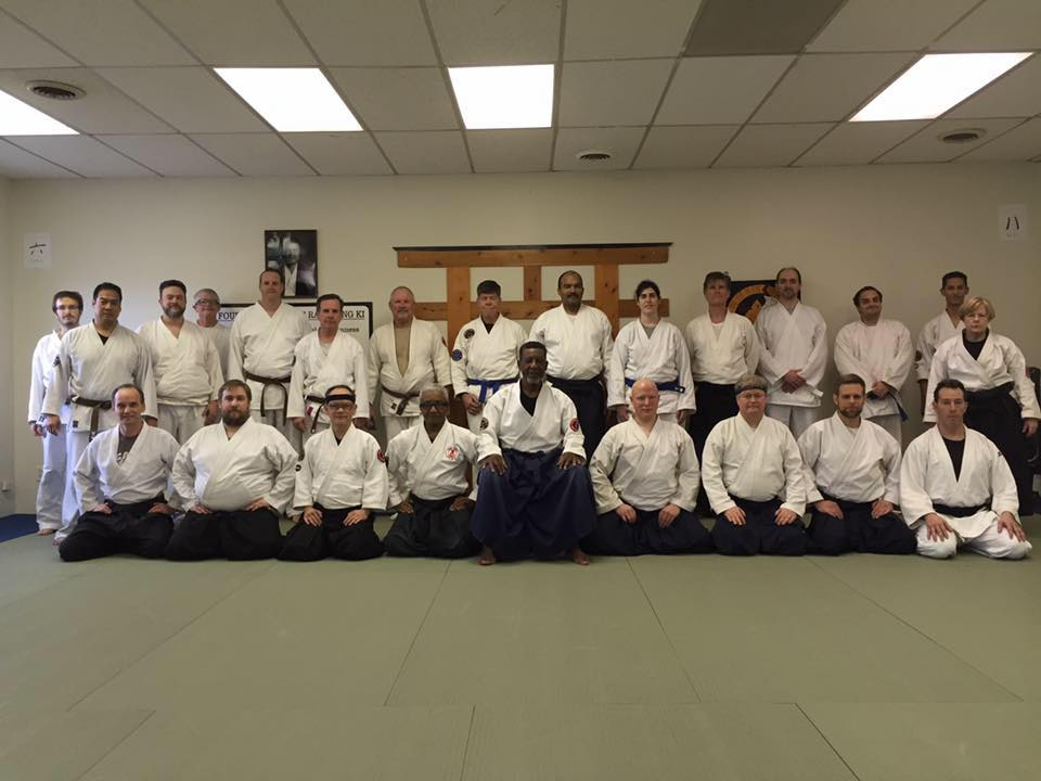 Washington Post: Chester Man in His 80s Teaches Gentle Art of Aikido