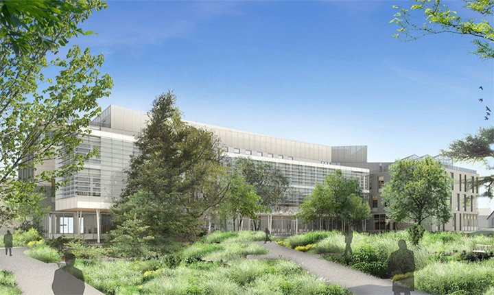 New Libraries, Labs and Programs Greet College Students on Campus This Fall