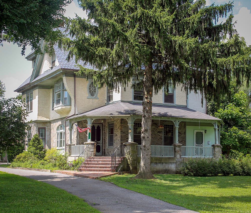 1892 Aston Home at Neumann University to Be Restored, Used as Student Residence
