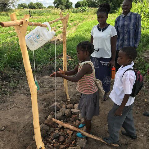 Missionaries Tour Local Churches to Talk About Their Critical Work in Zambia