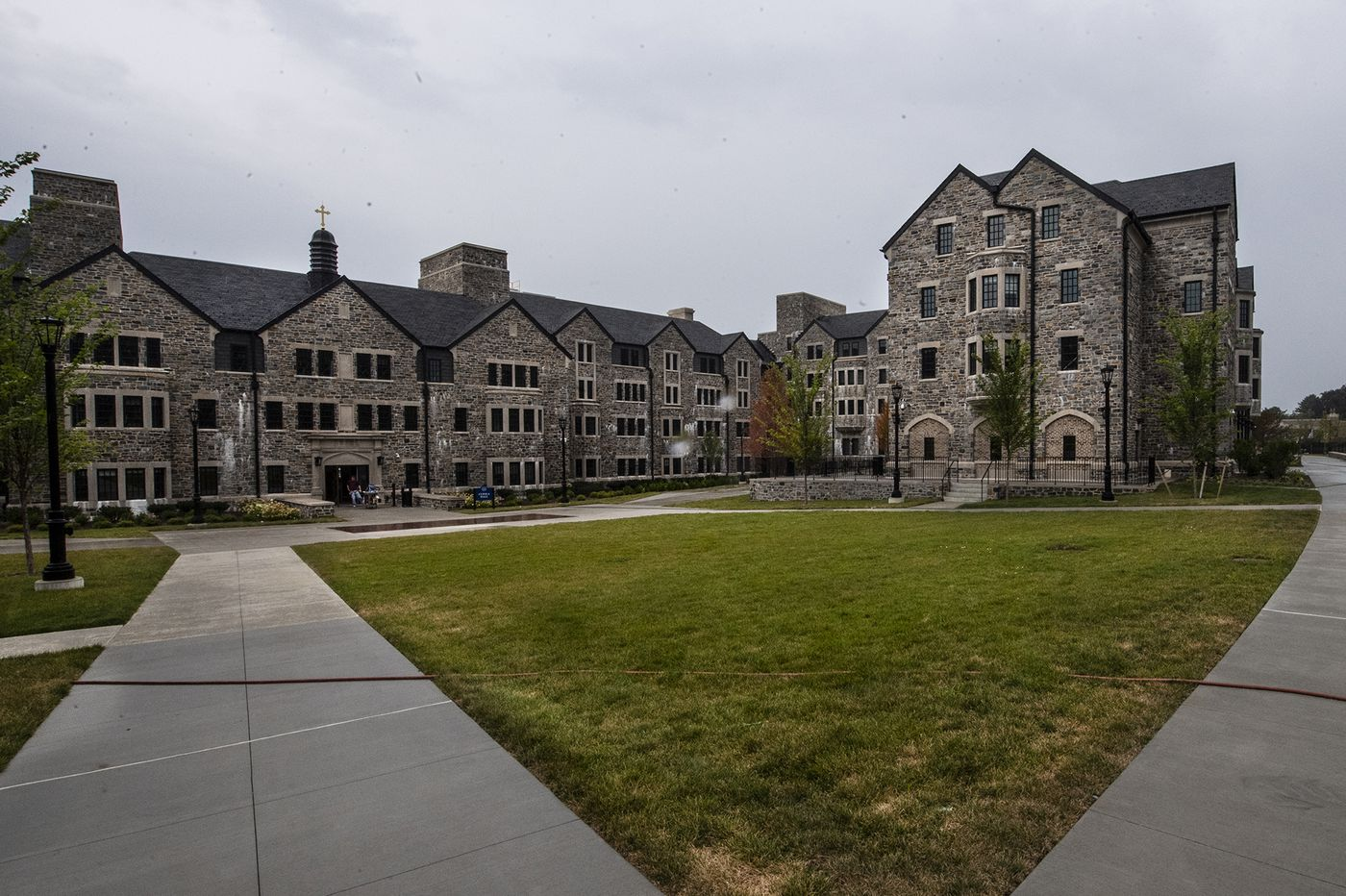 Villanova's New Residential Complex Means 85 Percent of Undergraduates Can Live on Campus