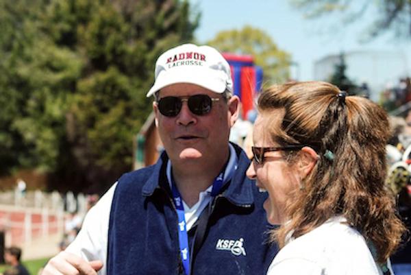 Lacrosse Community Grieves Loss of Radnor 'Legend' Peter Samson