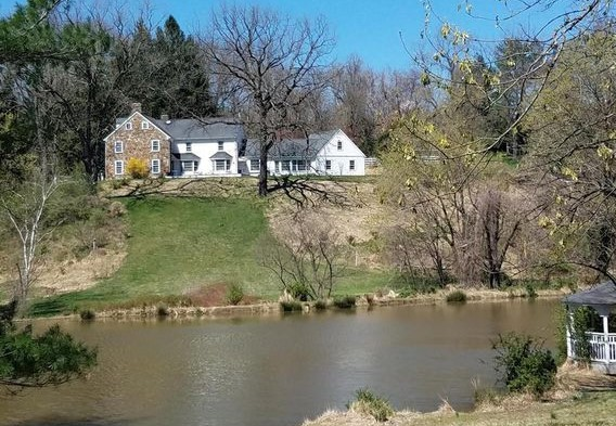 DNB First House of the Week: Historic Farm on 10 Acres in Media
