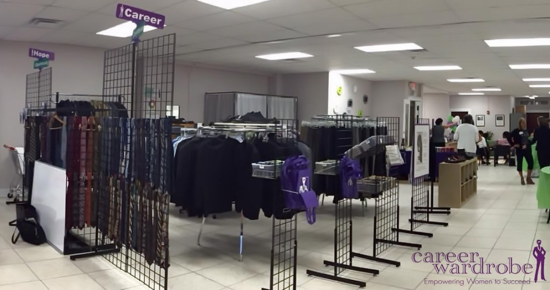 New Nonprofit Clothing Boutique in Lansdowne Helps Adults Transitioning Back Into Workforce