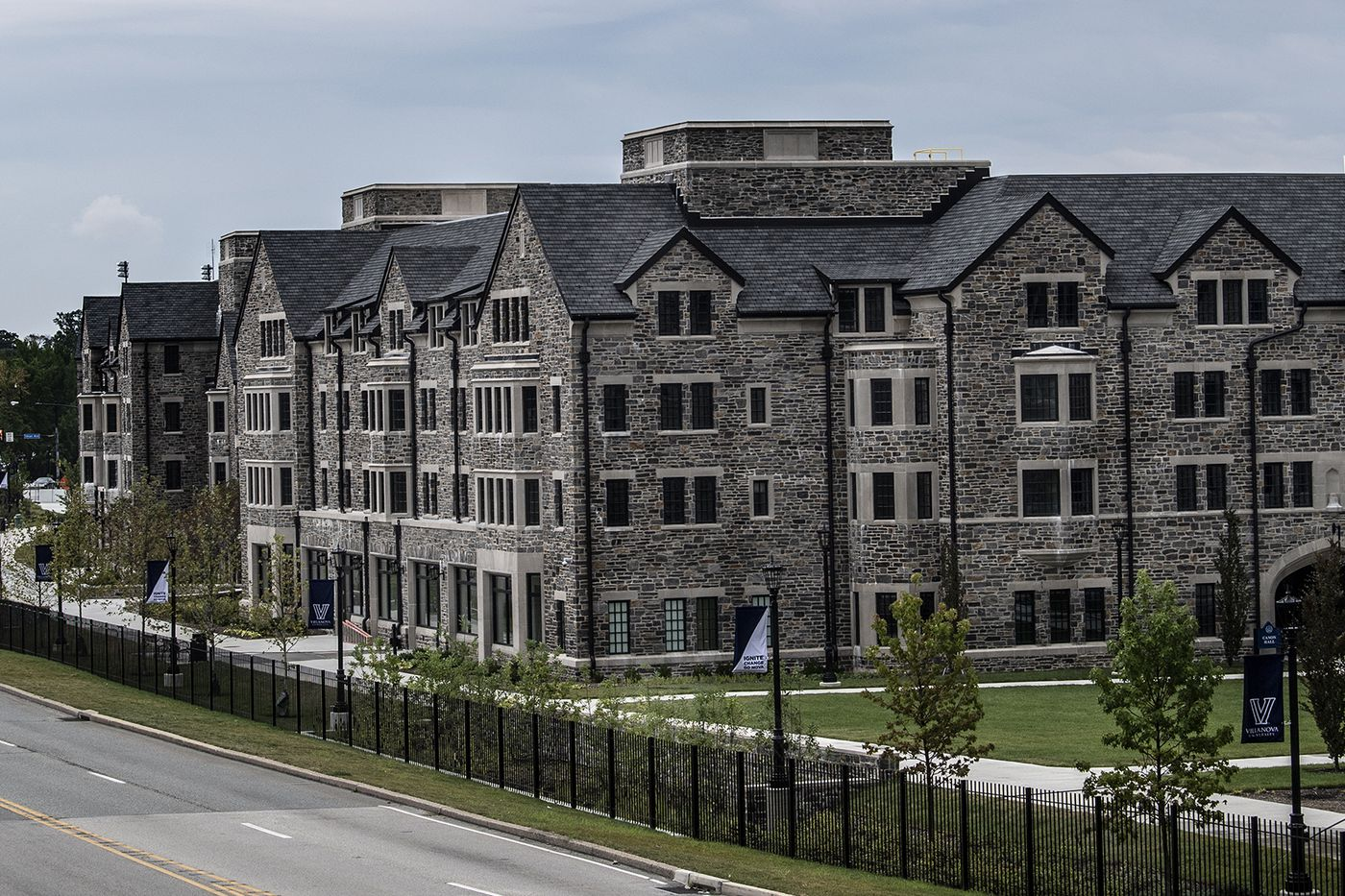 Villanova's New Residence Halls Offer the Latest in Water and Energy Conservation