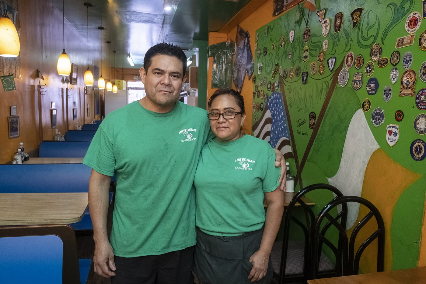 At the Hibernian in Upper Darby, It's Irish Food With a Mexican Flair