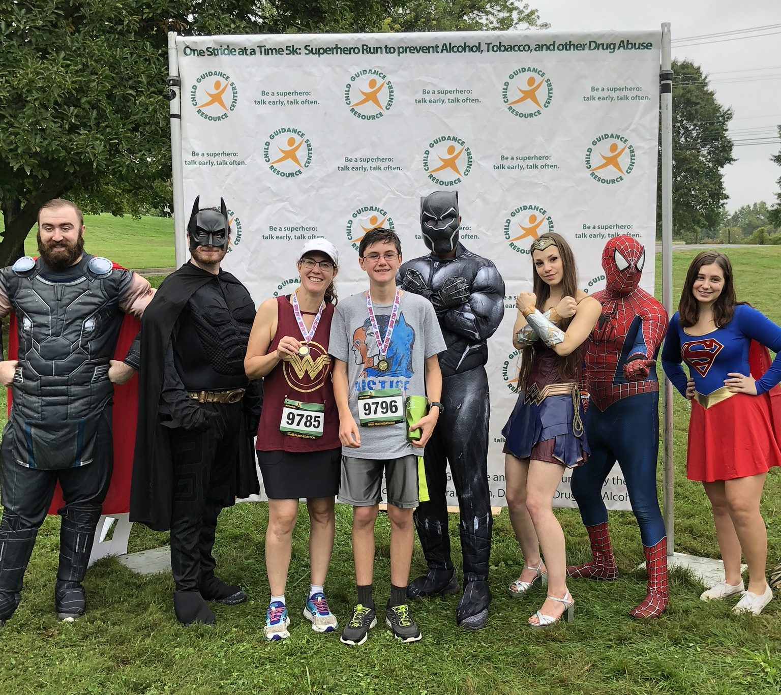 Child Guidance Resource Centers: Be a Super Hero for a Great Cause on Oct. 6