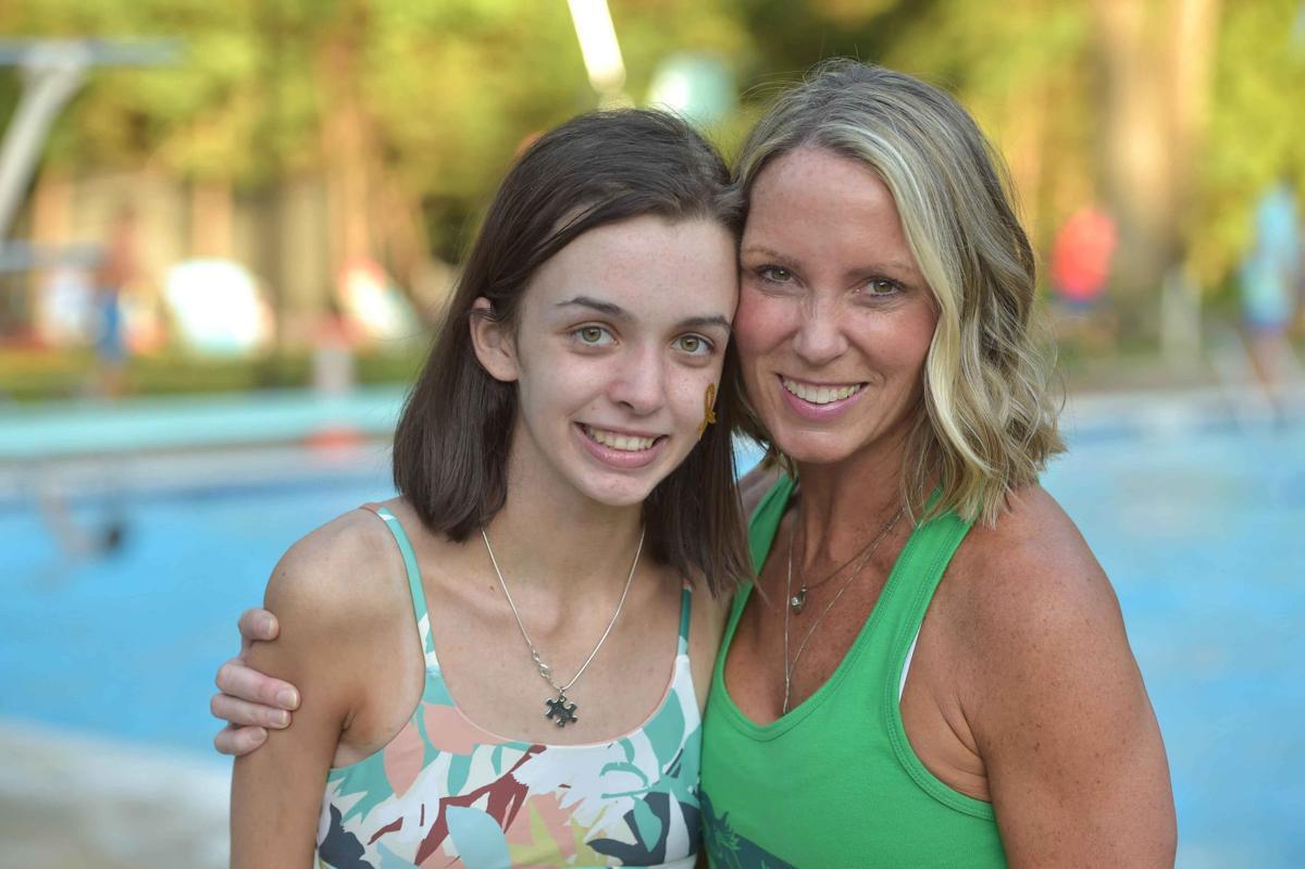 Karakung Swim Club Fundraiser Honors Lifetime Member as She Battles Brain Cancer