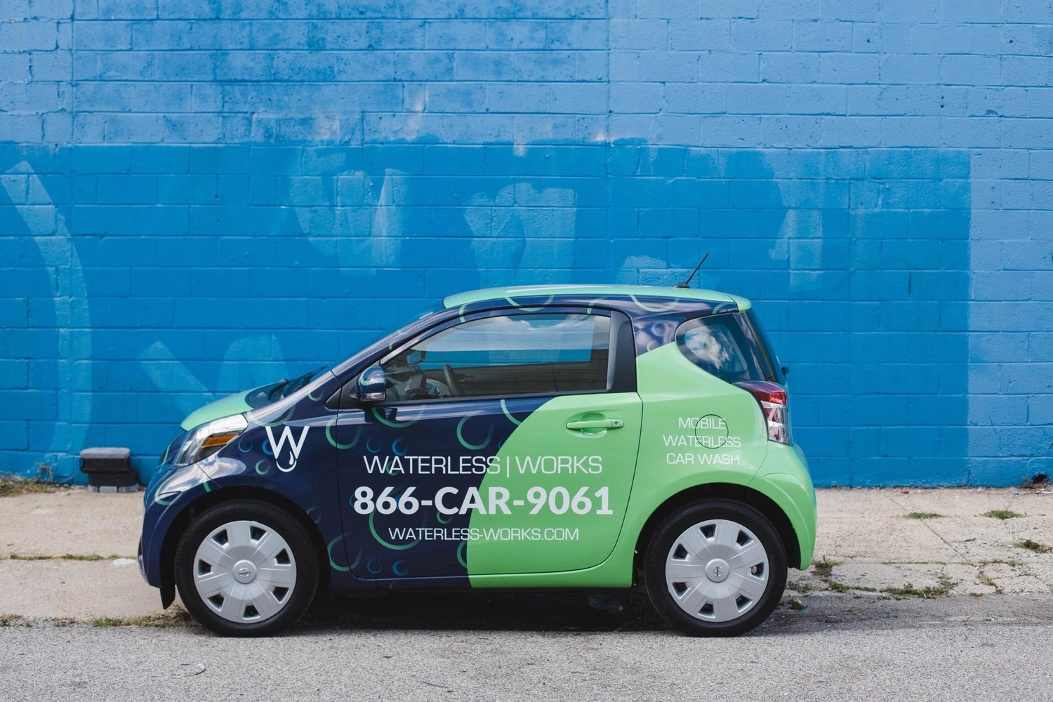 Broomall's Waterless Works Car Wash Can Expand After Purchase by Parent Company of Blue Book