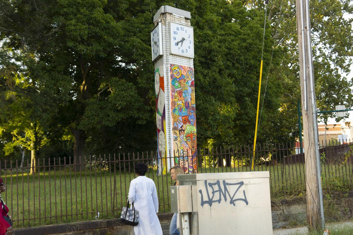 Chester Clock Tower Gets an Artistic Facelift
