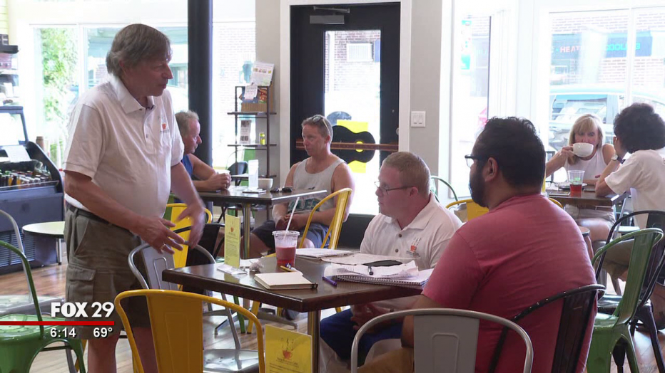 Havertown Coffee Shop Offers a Safe Place for Workers With Disabilities to Learn