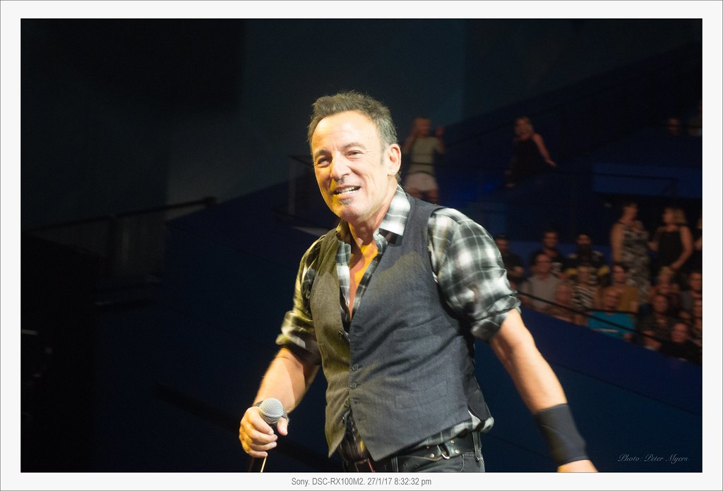 One of Bruce Springsteen's Earliest Gigs Was at WCU … and It Did Not Go Well