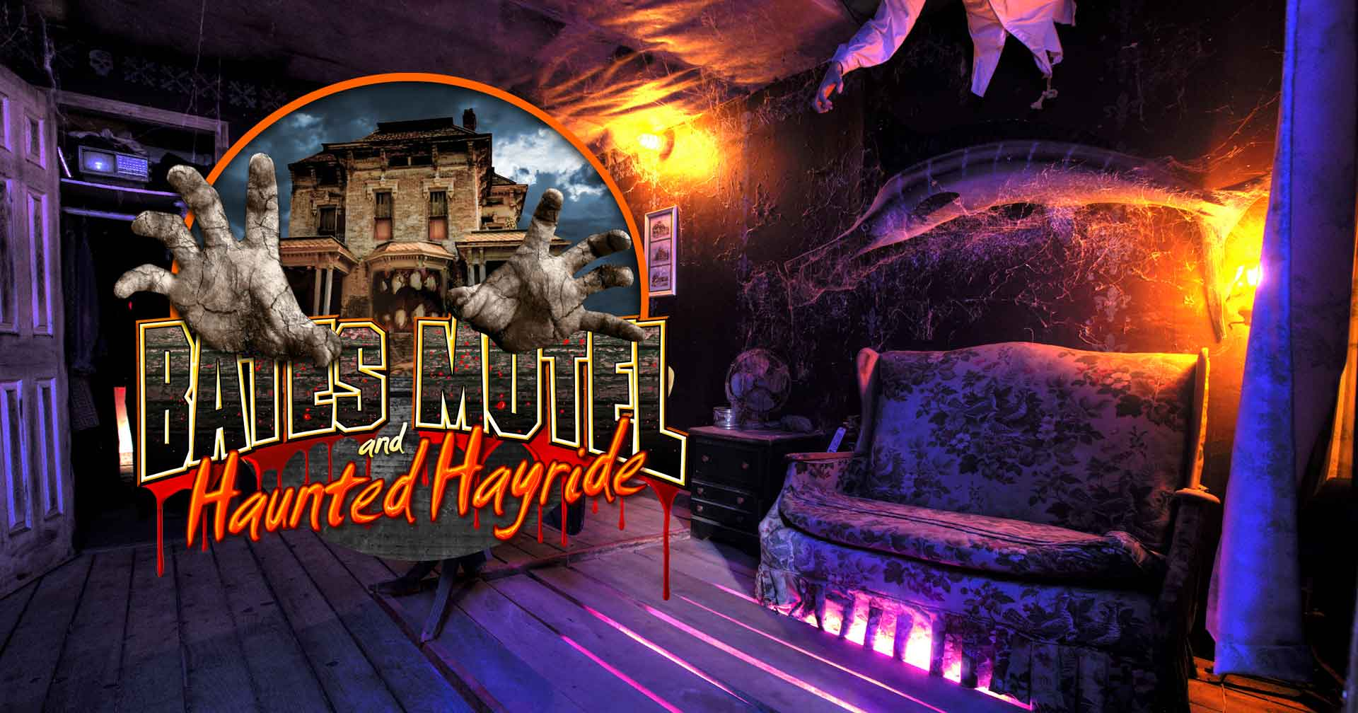 Bates Motel in Glen Mills Makes List of 10 Best Haunted House Attractions in the U.S. for 2019 (see video)
