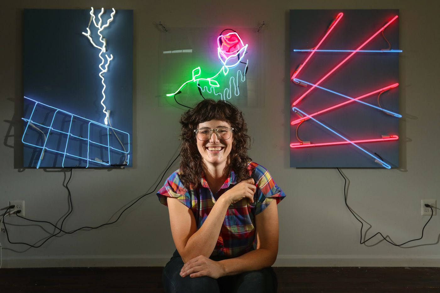 Neon Sign Artist Learned From a Delaware County Master