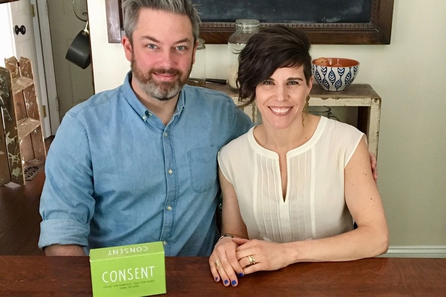Garnet Valley Couple Hoping to Trigger Sexual Consent Dialogue From Card Game