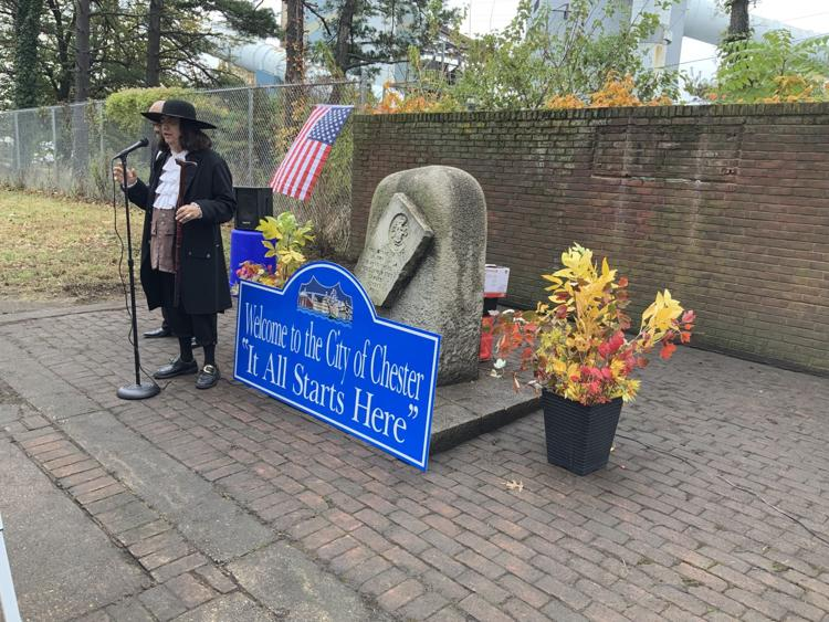 For the Record, William Penn Landed in Chester First