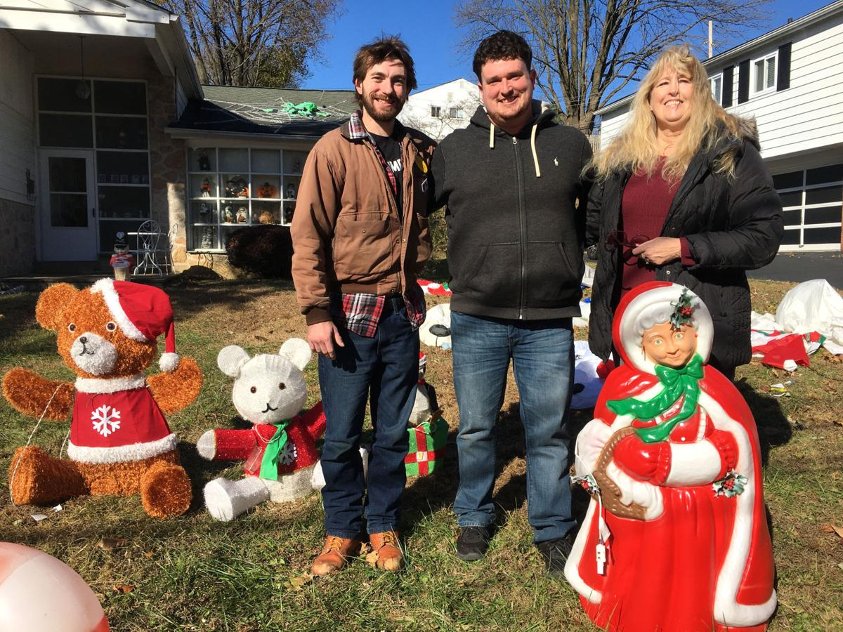 Havertown Family Was Inspired by Delco Holidays Past. Now Their Decorations Inspire Others