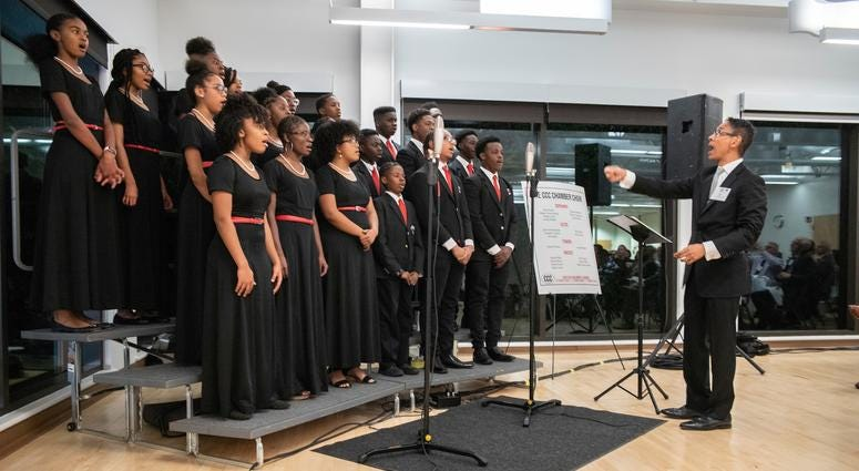 Chester Children's Chorus Brings Support, Music Education to Its Members, Beautiful Music to Everyone Else