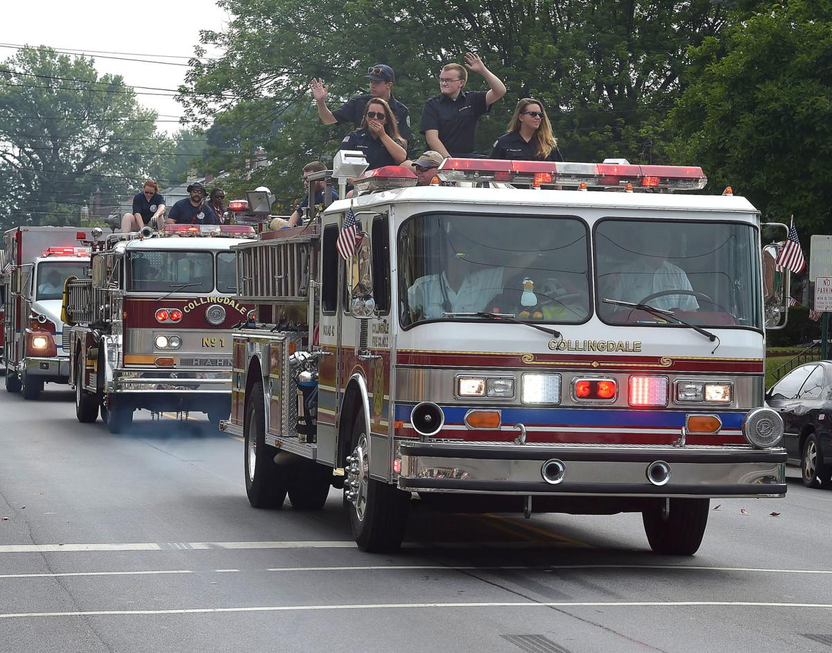 Collingdale's 2 Volunteer Fire Companies Will be One in the New Year