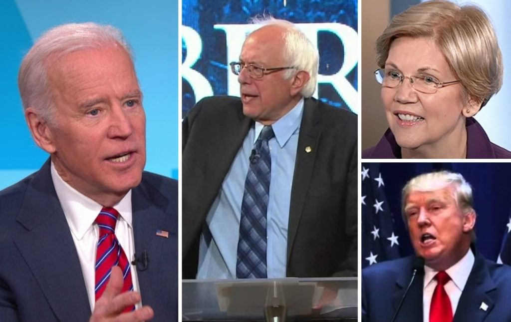 See Which Presidential Candidates Received Most Donations from Delaware County Residents in Q3