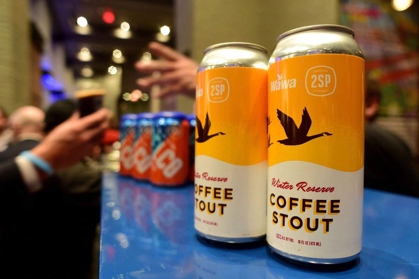 Wawa Rolls Out New Brews With a Multi-state Brew Tour, Starting in Chadds Ford