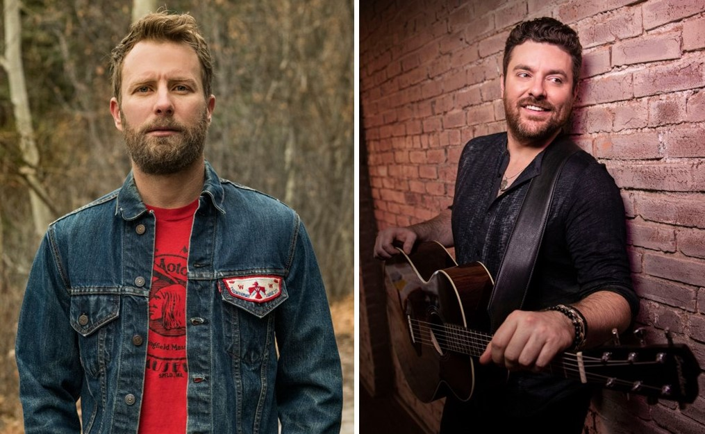 Two of Three Headliners to Perform at Citadel Country Spirit USA Announced