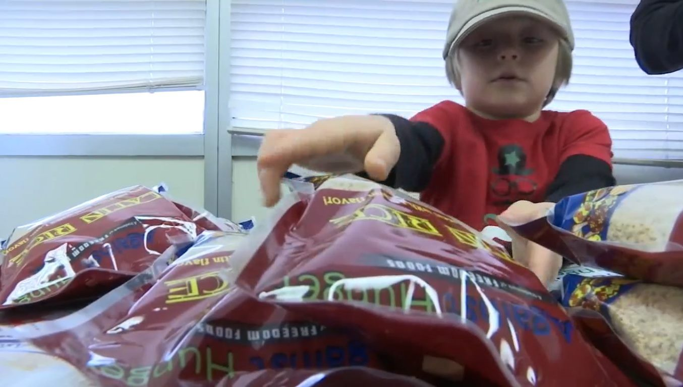 Kids Against Hunger Works Out of Broomall to Feed the Community and the World
