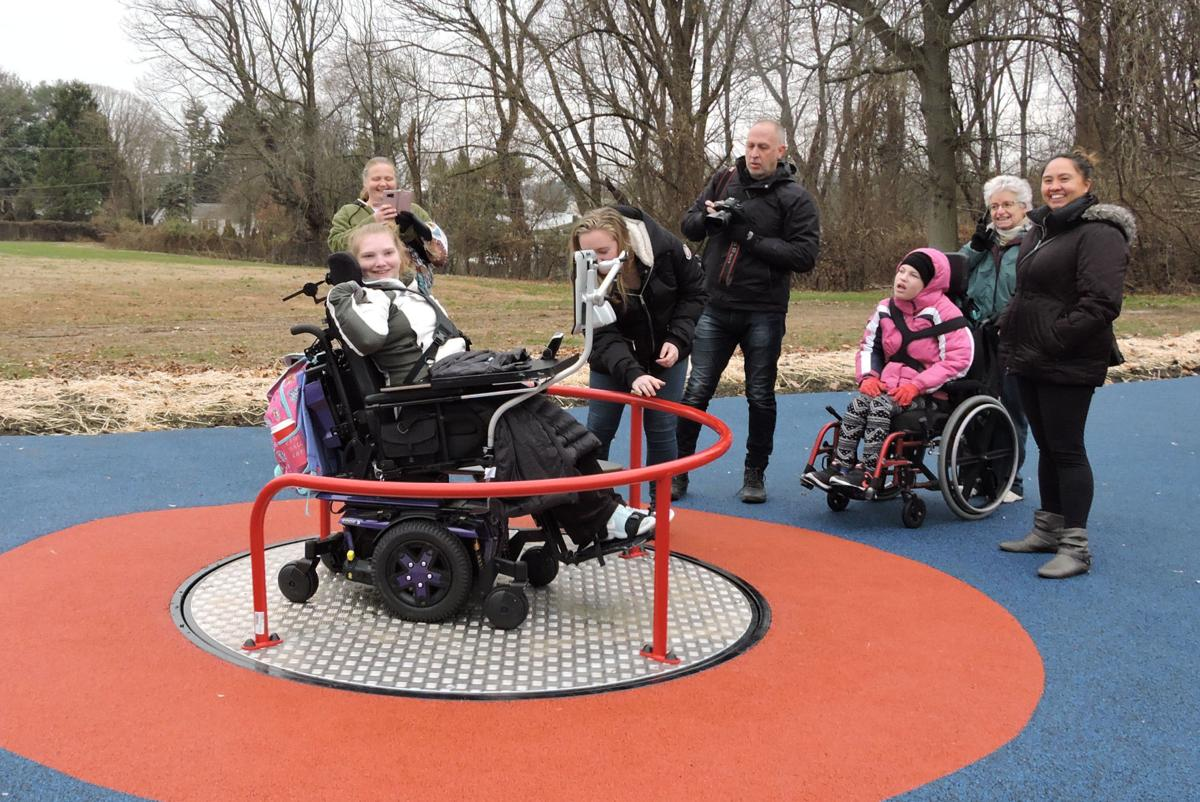 Years in the Making, Special Needs Playground in Aston Gets Its Day in the Sun