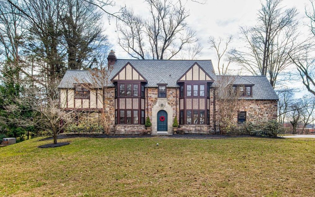Malvern Bank House of the Week: Meticulously Maintained Tudor in Wayne