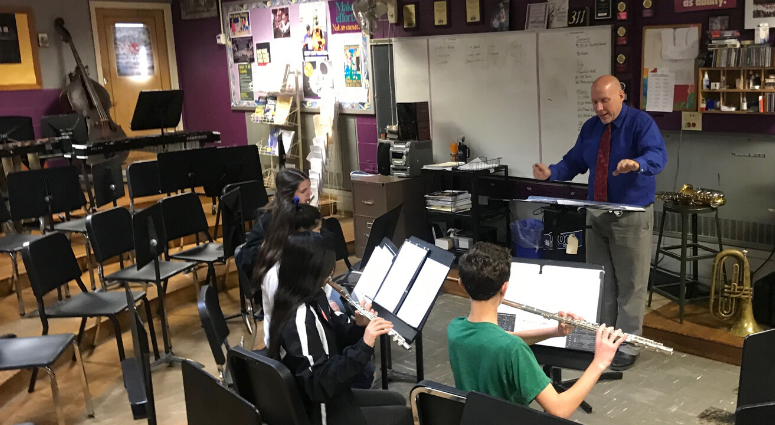 Drexel Hill Middle School Music Teacher Makes Finals Again for Grammy Music Educator Award