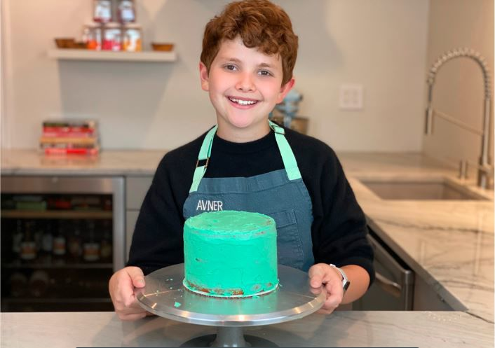Haverford 12-Year-Old Competes in Food Network's 'Kids Baking Championship'