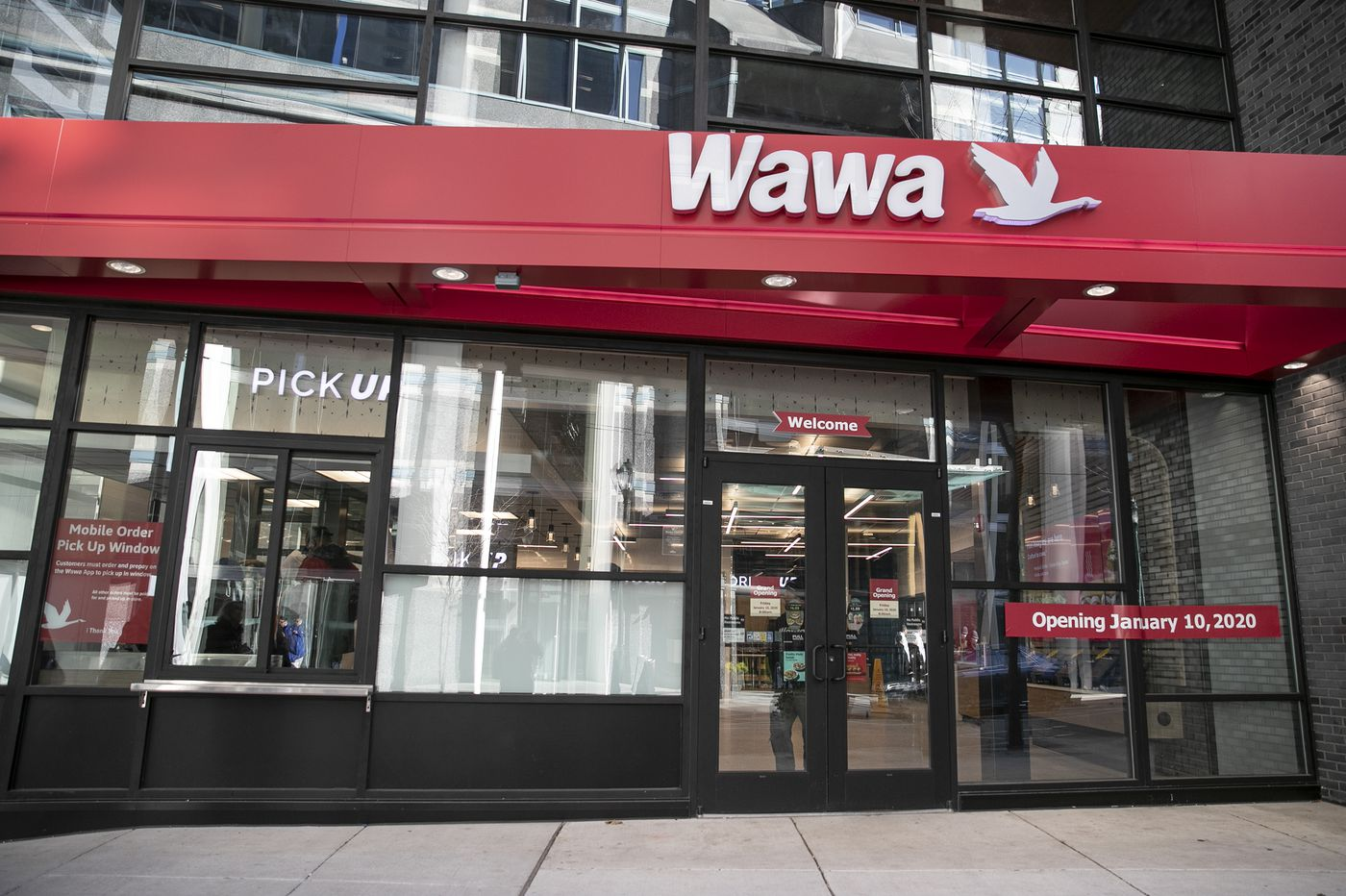 Wawa's Latest–A Center City Store With a Walk Up Window