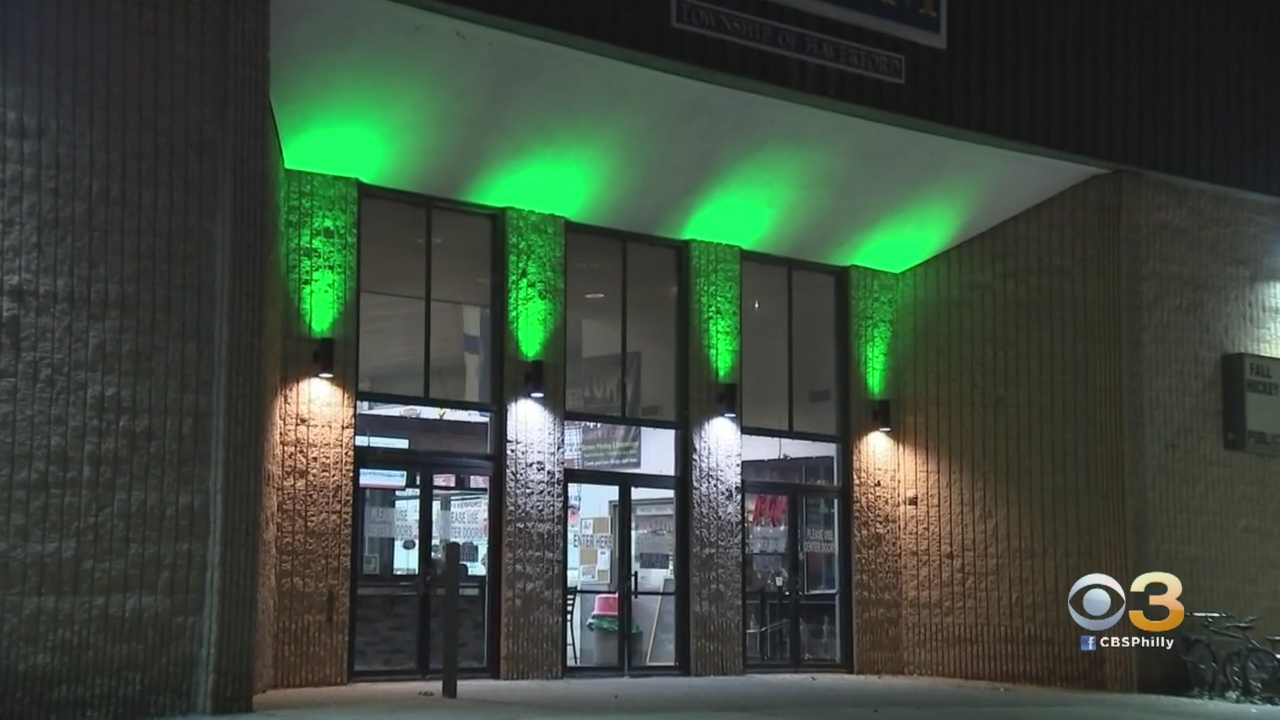 Haverford Community Rallies Around Local Teens in Cancer Fight With Green Lights of Support