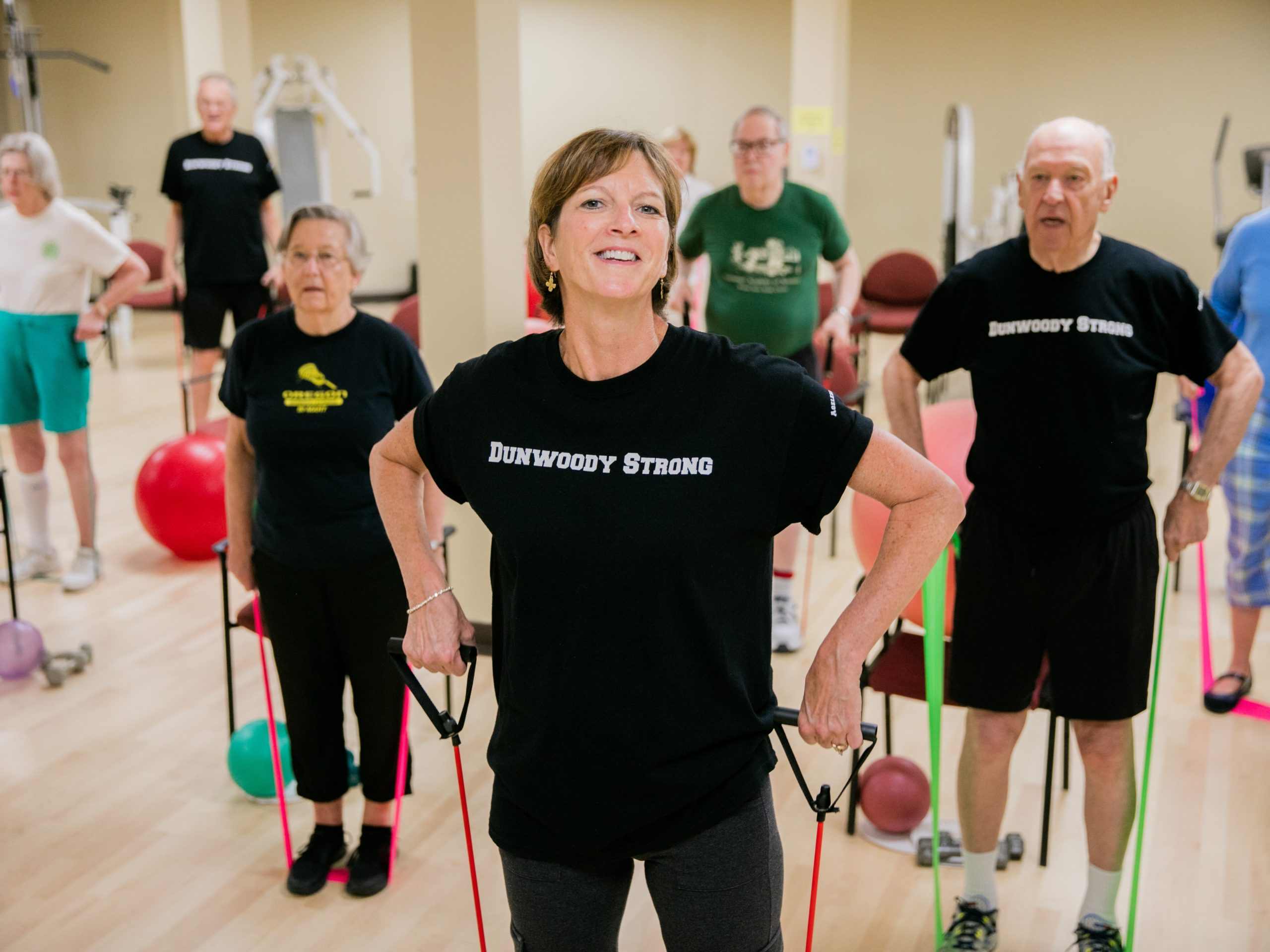 Dunwoody Village Offers Residents Opportunities to Pursue Wellness of the Mind, Body, Spirit