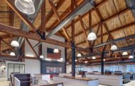 Equus Headquarters at Ellis Tract in Newtown Square Makes Use of Natural Wood for a Unique Design
