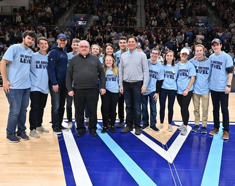 Bonner, Villanova Grad Father Denis Weber Recipient of 2020 Father Bill Atkinson Humanitarian Award