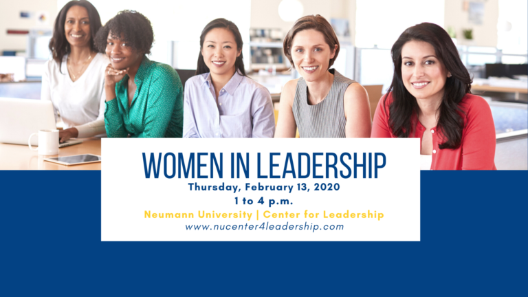 Leading Women Executives Share Experiences at Women in Leadership Program at Neumann University