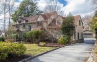 Malvern Bank House of the Week: Stately Stone Colonial in Haverford Township
