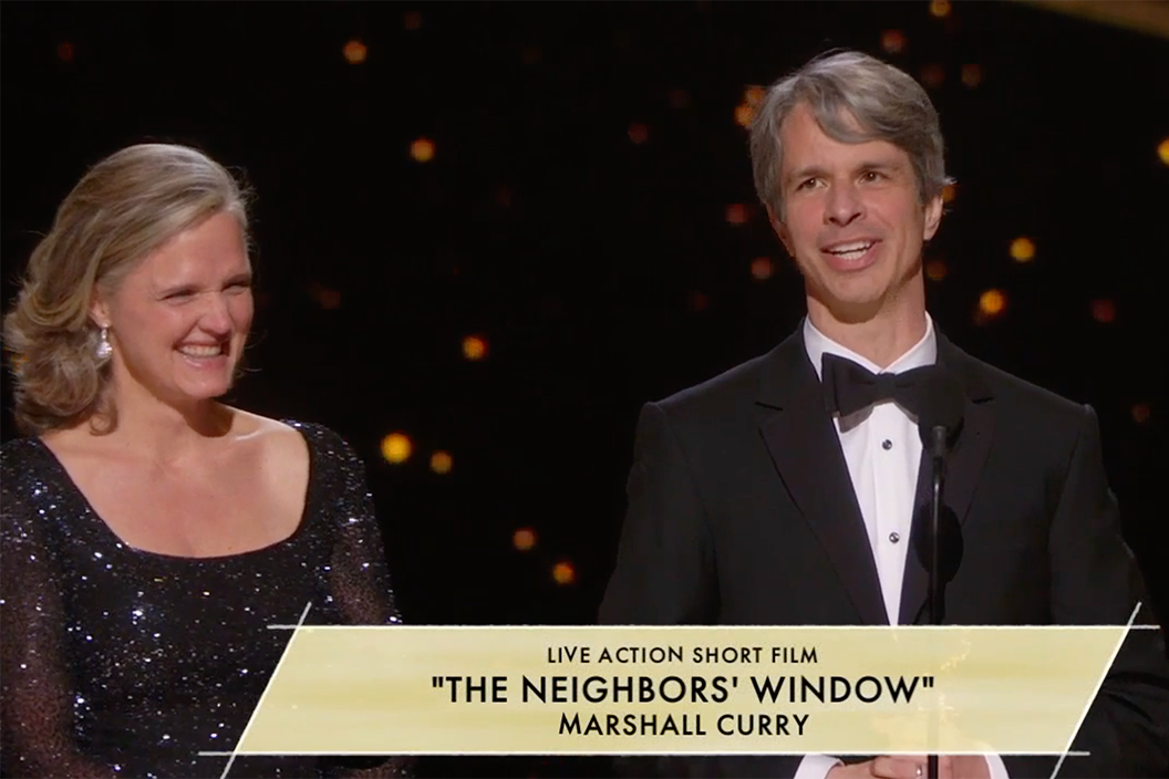 Swarthmore College Graduate Earns an Oscar for 'The Neighbor's Window'