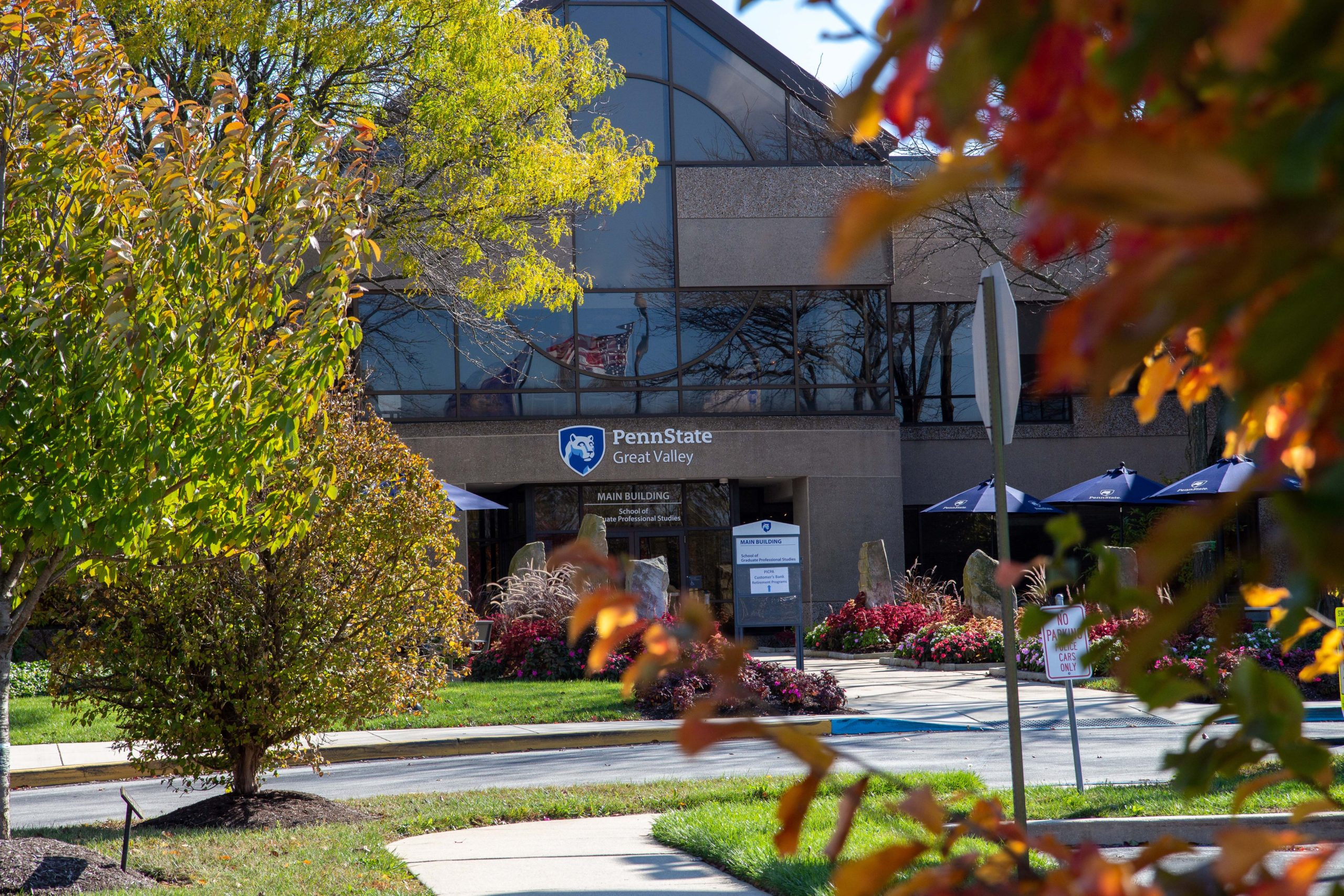 Penn State Great Valley Closes Campus; Grad Classes to Be Offered Remotely