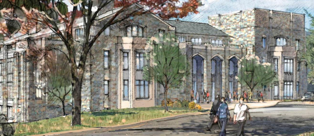 The Future of Villanova's Campus: Officials Highlight Suggested/Planned Building Projects