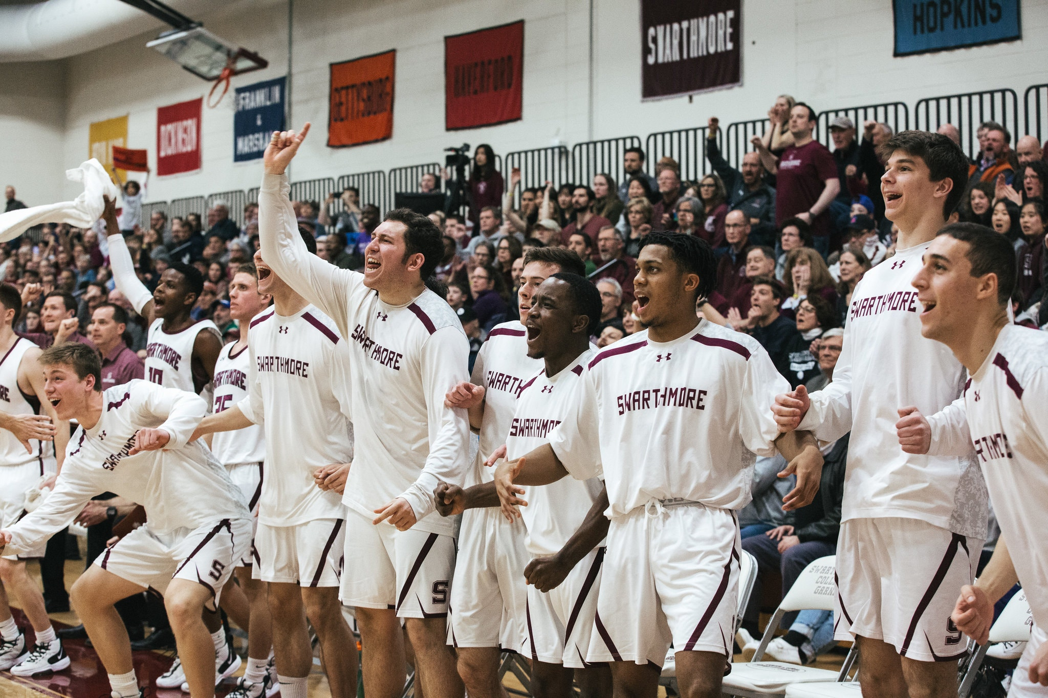 Swarthmore Coach's Positive Prophetic Outlook Now Seems to be a Reality