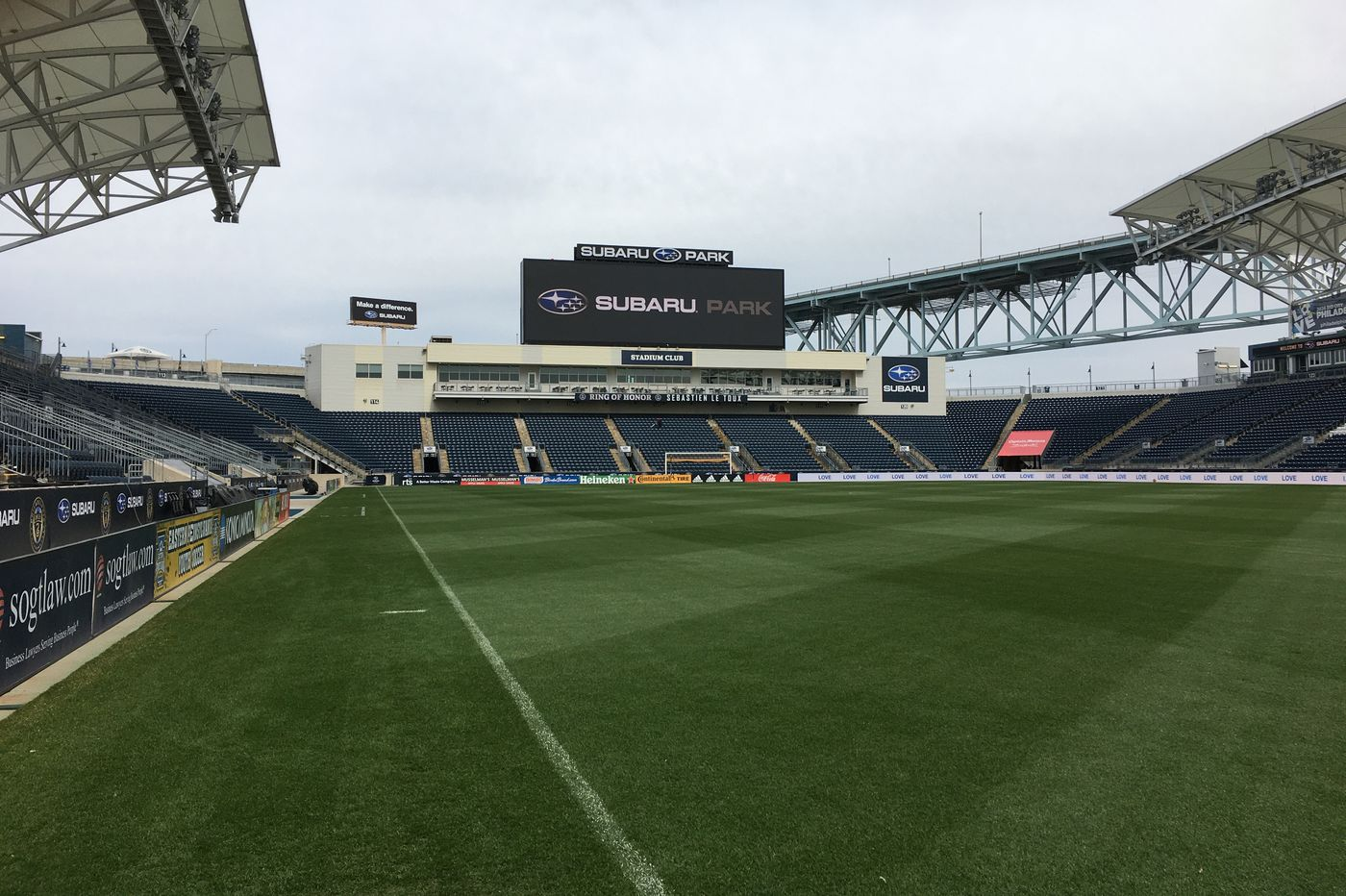Philadelphia Union Creates Fund to Pay Subaru Park Workers While Soccer Games Are Suspended