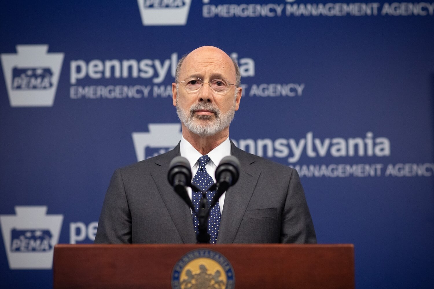 Pa. Gov. Tom Wolf Cautiously Offers State Plan to Relax Social Distancing by Region