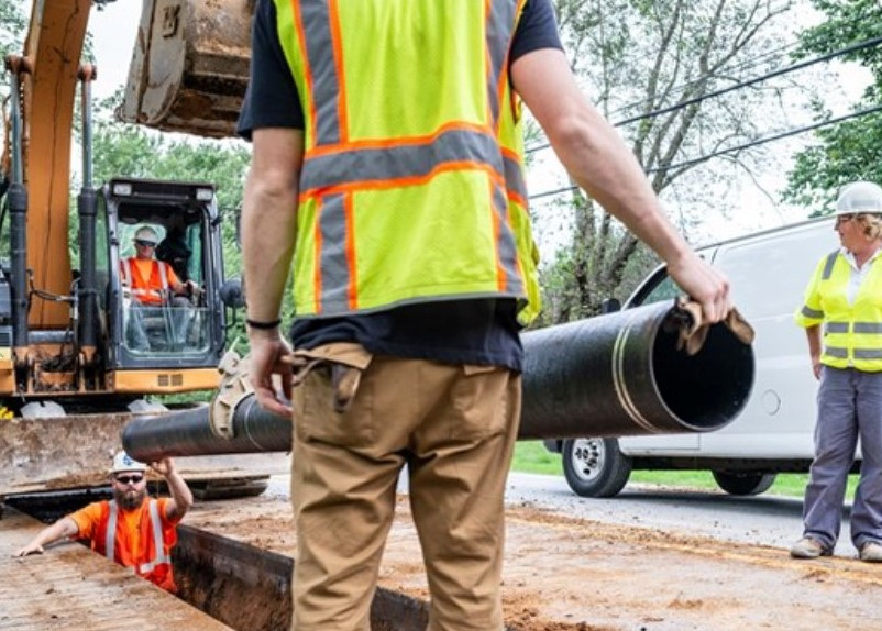 Aqua Asks Consumers to Help Keep Wastewater Lines, Household Plumbing Clear by Not Flushing Wipes