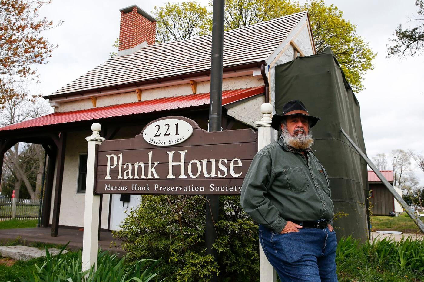 Marcus Hook 'Plank House' Opens a Gateway to History and Pirates