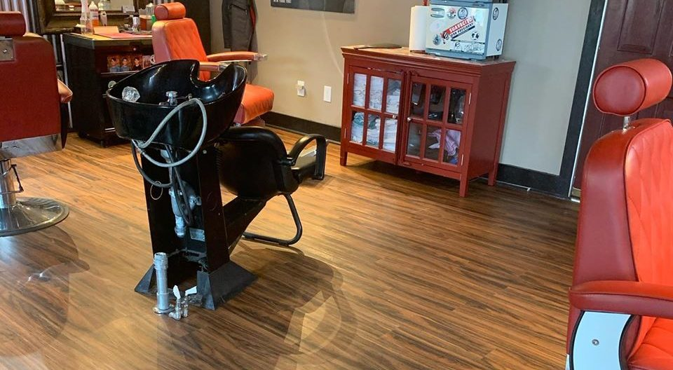 Giovanni's Media Barbershop Opts to Reopen, With COVID-19 Precautions, to Help Its Workers
