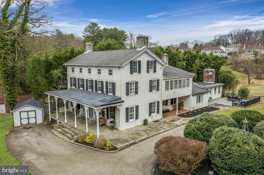 Malvern Bank House of the Week: One-of-a-Kind Charming Farmhouse in Media