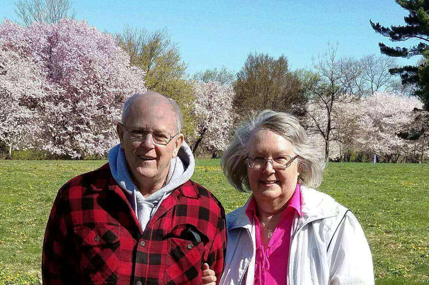Springfield Couple That Left Their Relationship in God's Hands, Celebrate Eighth Anniversary
