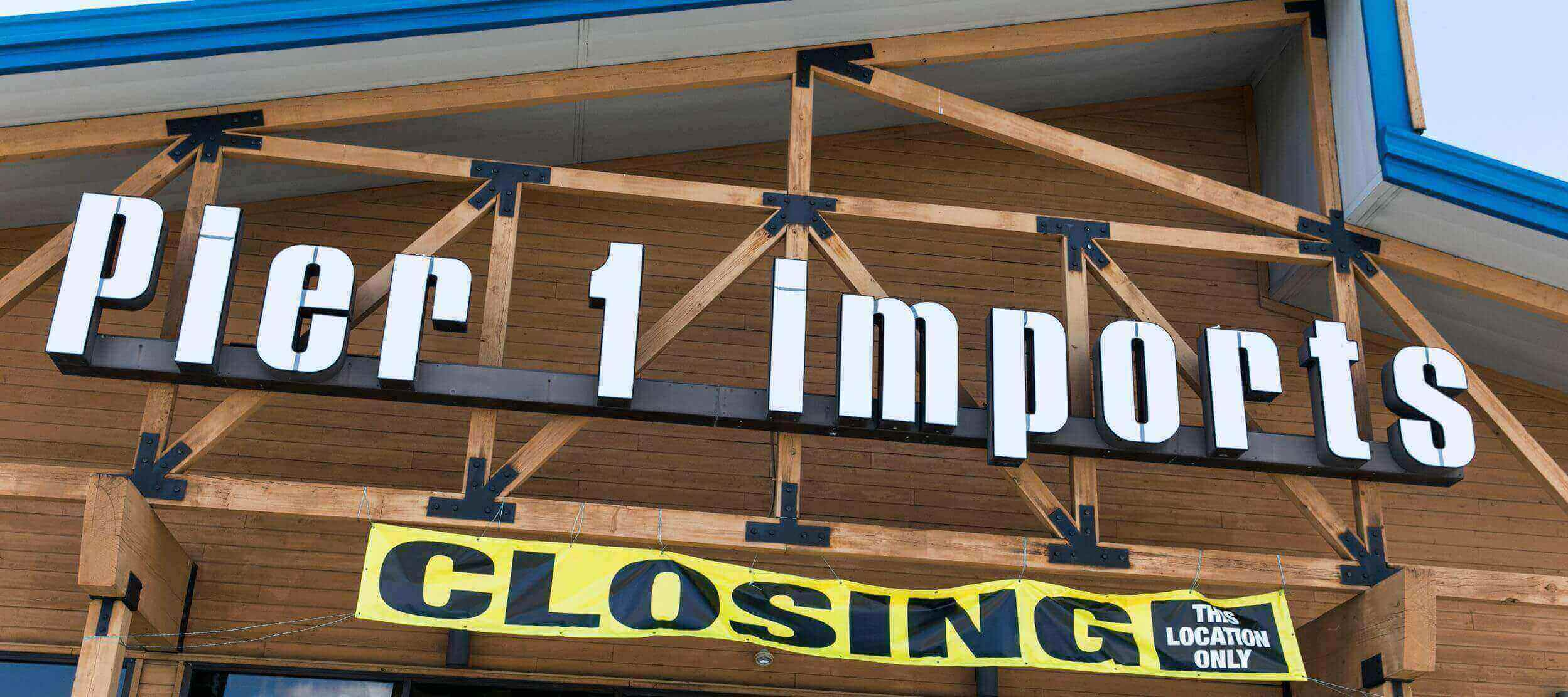 Pier 1 Imports, With Store in Springfield, to Close Permanently as Pandemic Scuttles Buyer